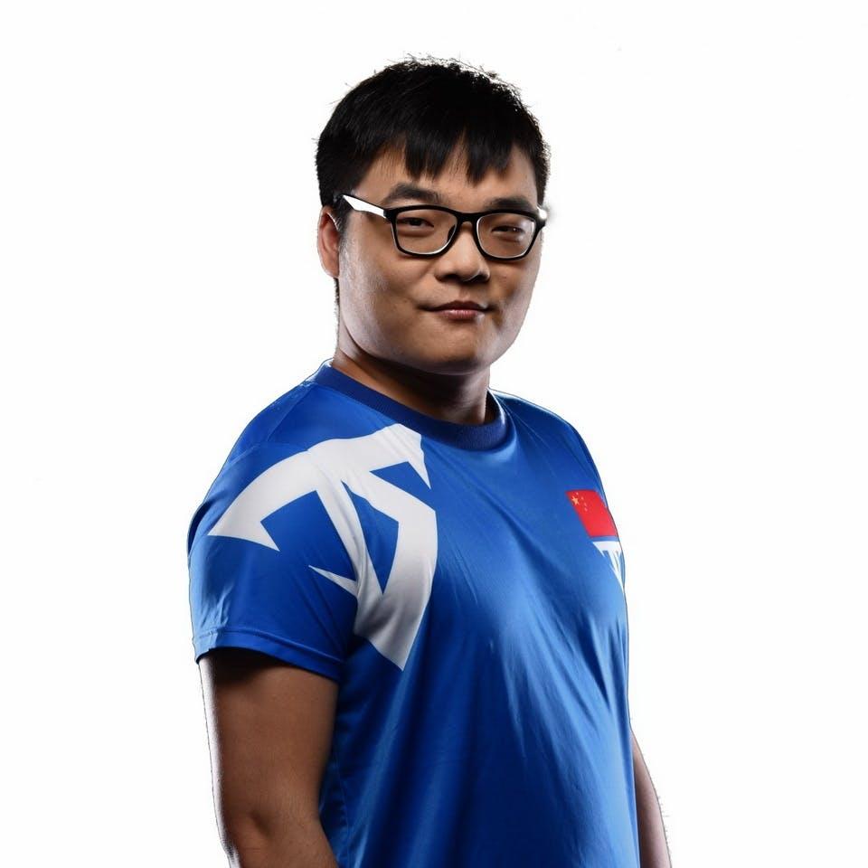 Pyw Vici Gaming Dota 2 Xiong Jiahan