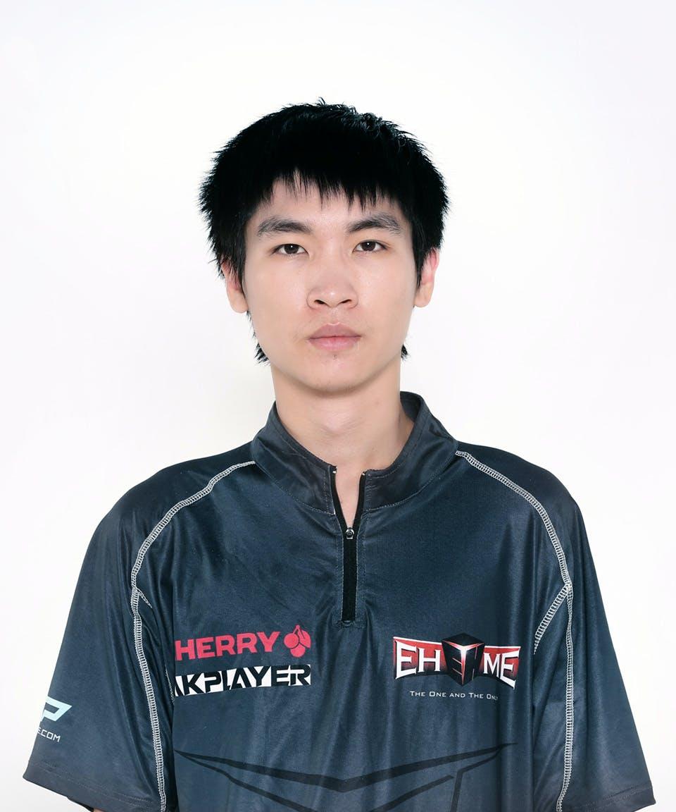 zhizhizhi Team Serenity Jin Zhiyi