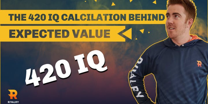 Calculating Expected Value Betting