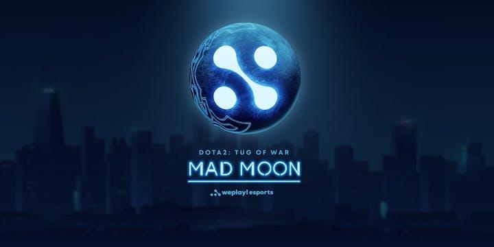 WePlay! Tug of War Mad Moon