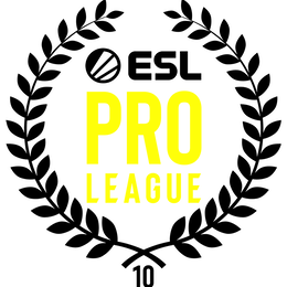 ESL Pro League Season 10 CS:GO Event Logo square
