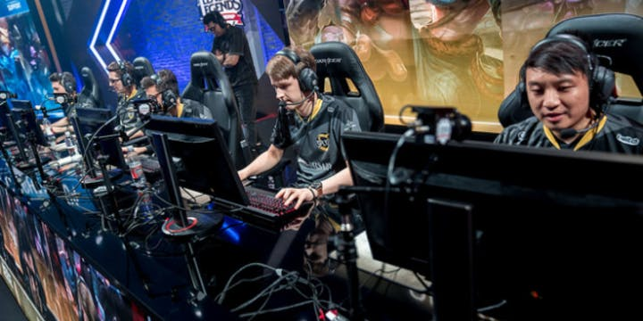 Splyce Gaming LCS Semifinals