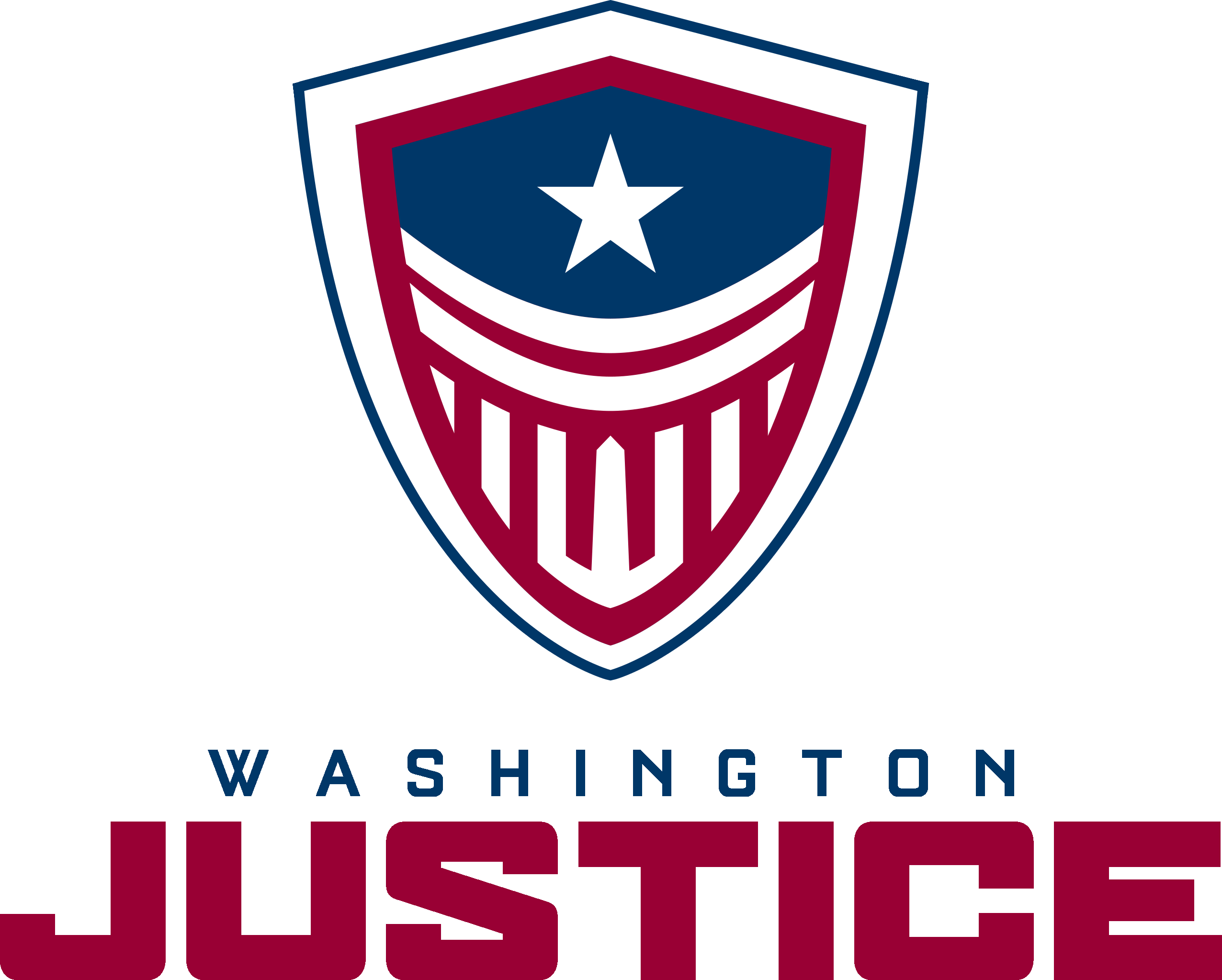 Washington Justice Overwatch Team Logo