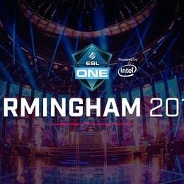 ESL One Birmingham Dota 2