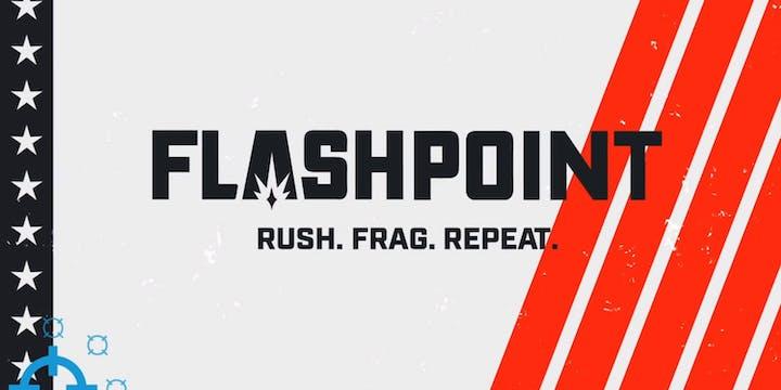 FLASHPOINT - April 2 schedule
