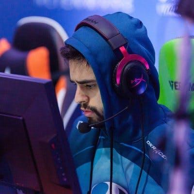 Vinicios Coelho PKL Luminosity Gaming