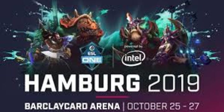Betting on ESL One Hamburg