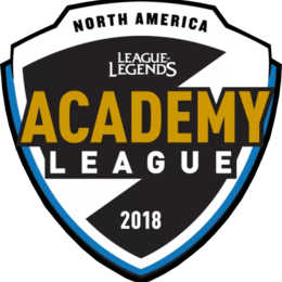 NA Academy League Summer 2018