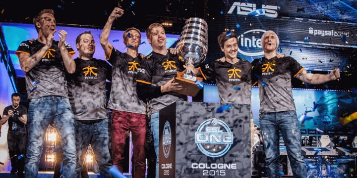 highest earning csgo teams