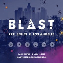 Blast Pro Series Los Angeles 2019
