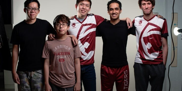 Dendi Joins Tigers and Mushi Joins Tigers