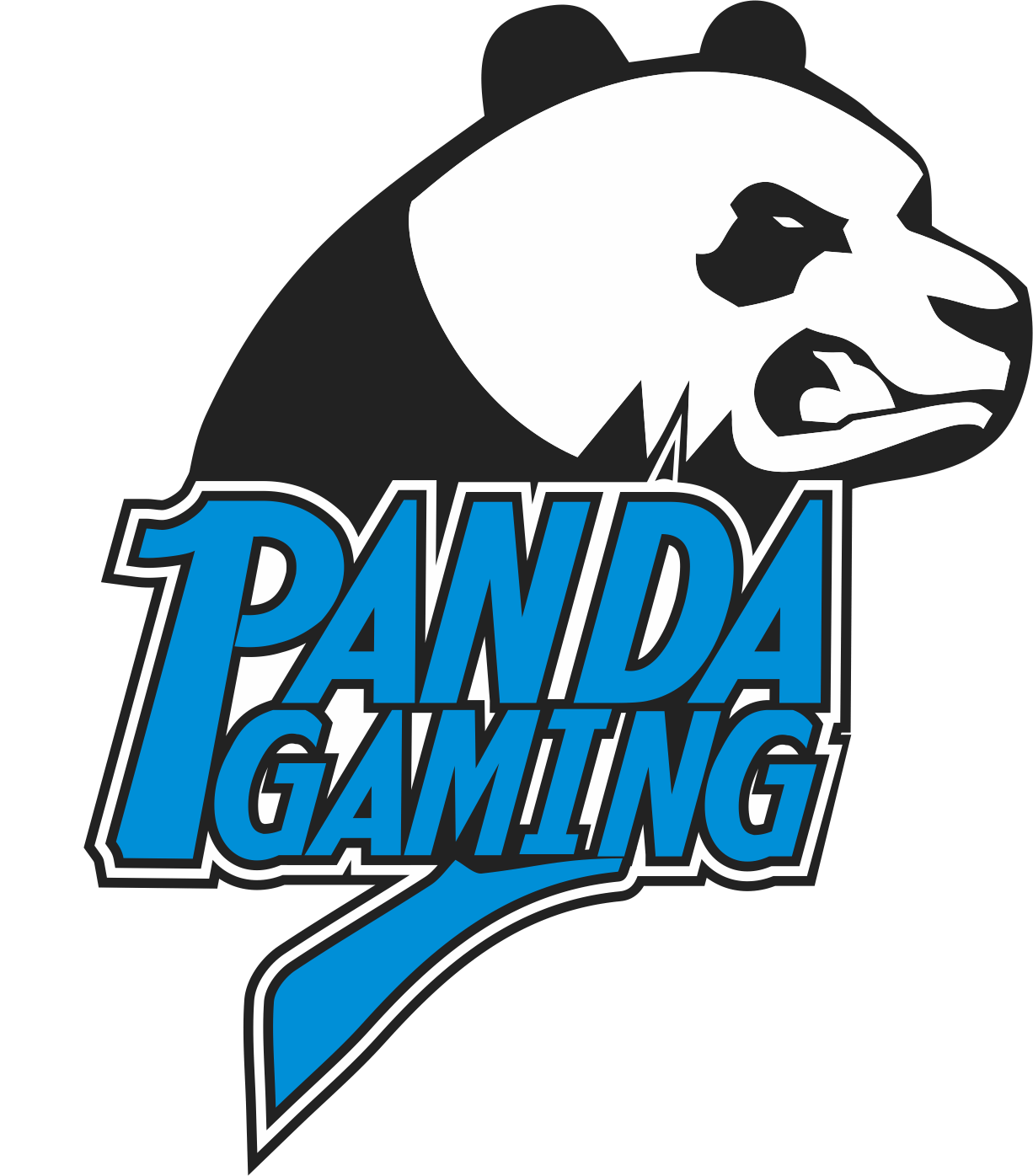 Panda Gaming CS:GO Logo