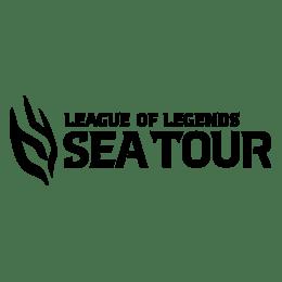 LST League of Legends Sea Tour Logo