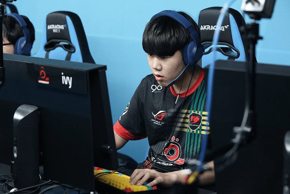 Ivy Toronto Defiant DPS Overwatch Seung-hyun Lee