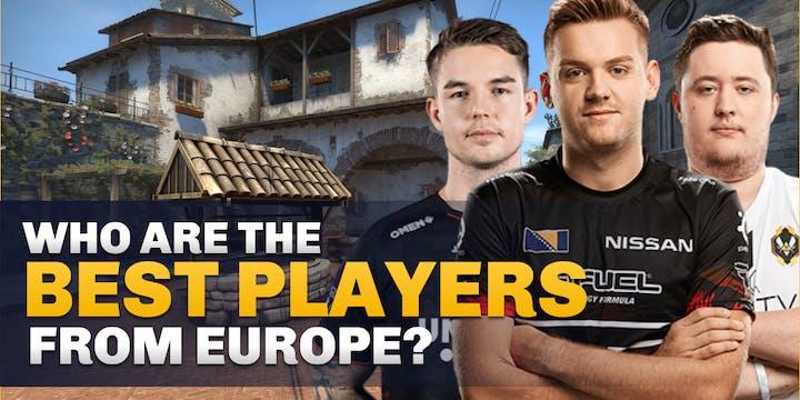 best csgo player EU