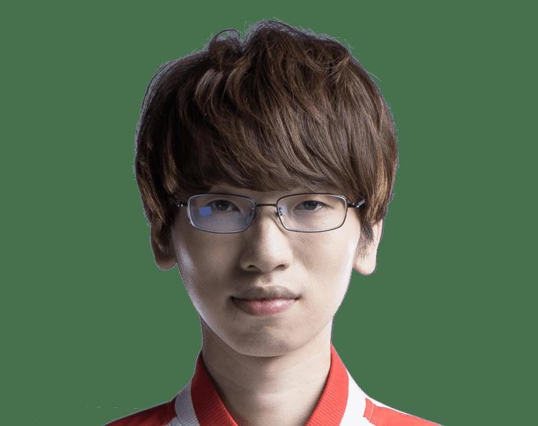 Ke Chang Yu 957 Team WE Top