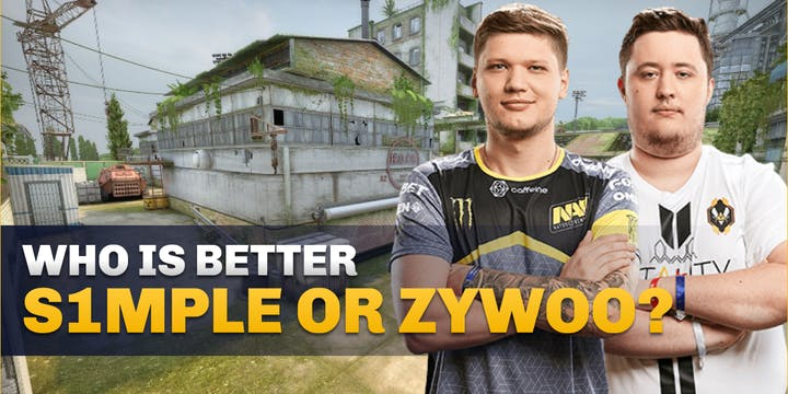 Who is better: s1mple or ZywOo?