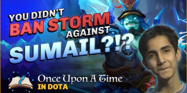 SumaiL DAC Storm Spirit