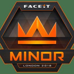 Minor Championship FACEIT London 2018