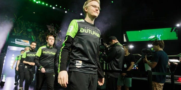 Overwatch League Houston Outlaws