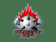 Demolition Boys Dota 2 Team Logo Peru