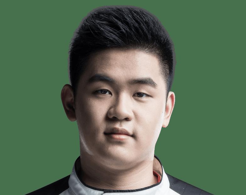 Pan Han Xiaohan JD Gaming Jungler