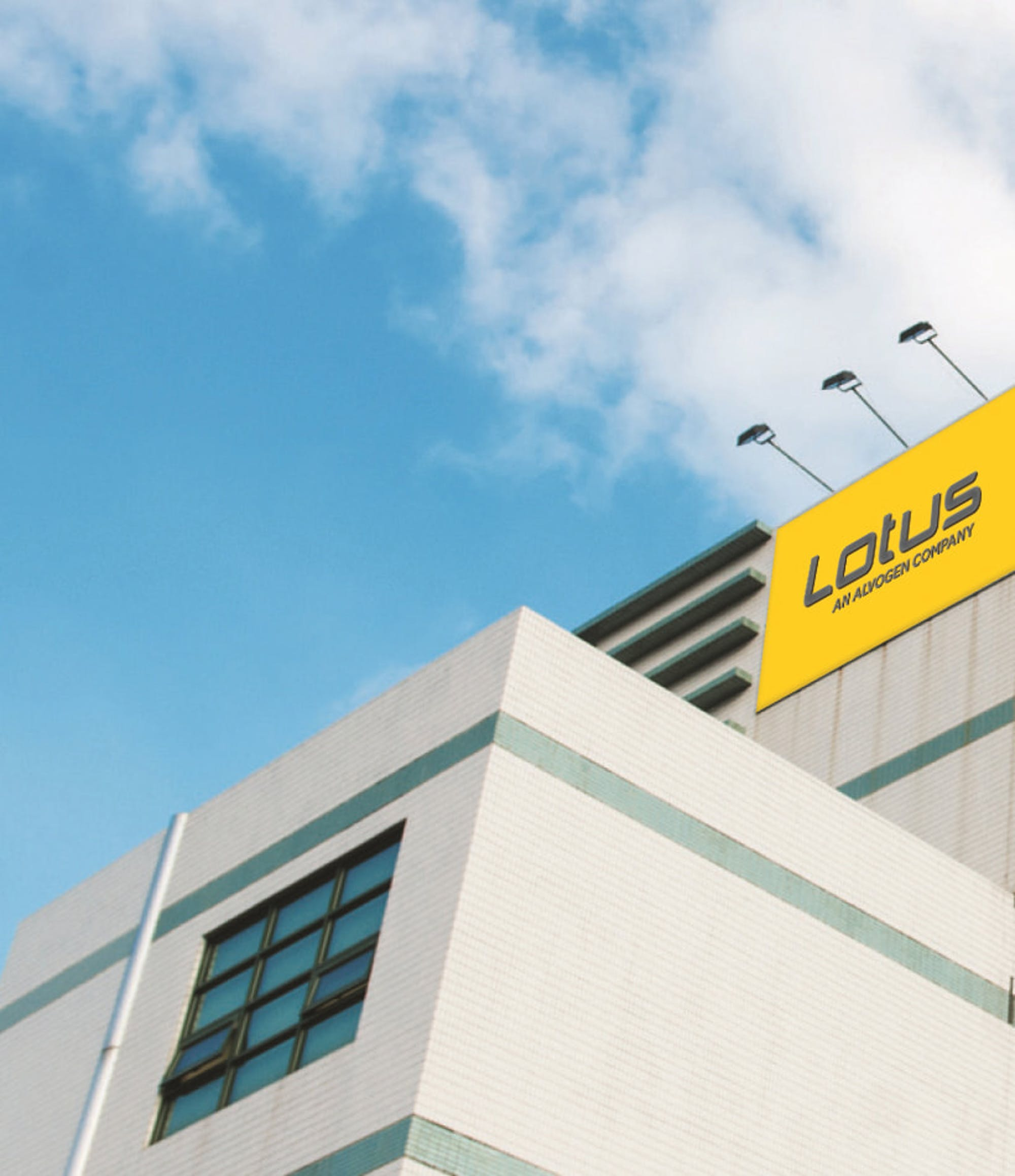 Lotus building