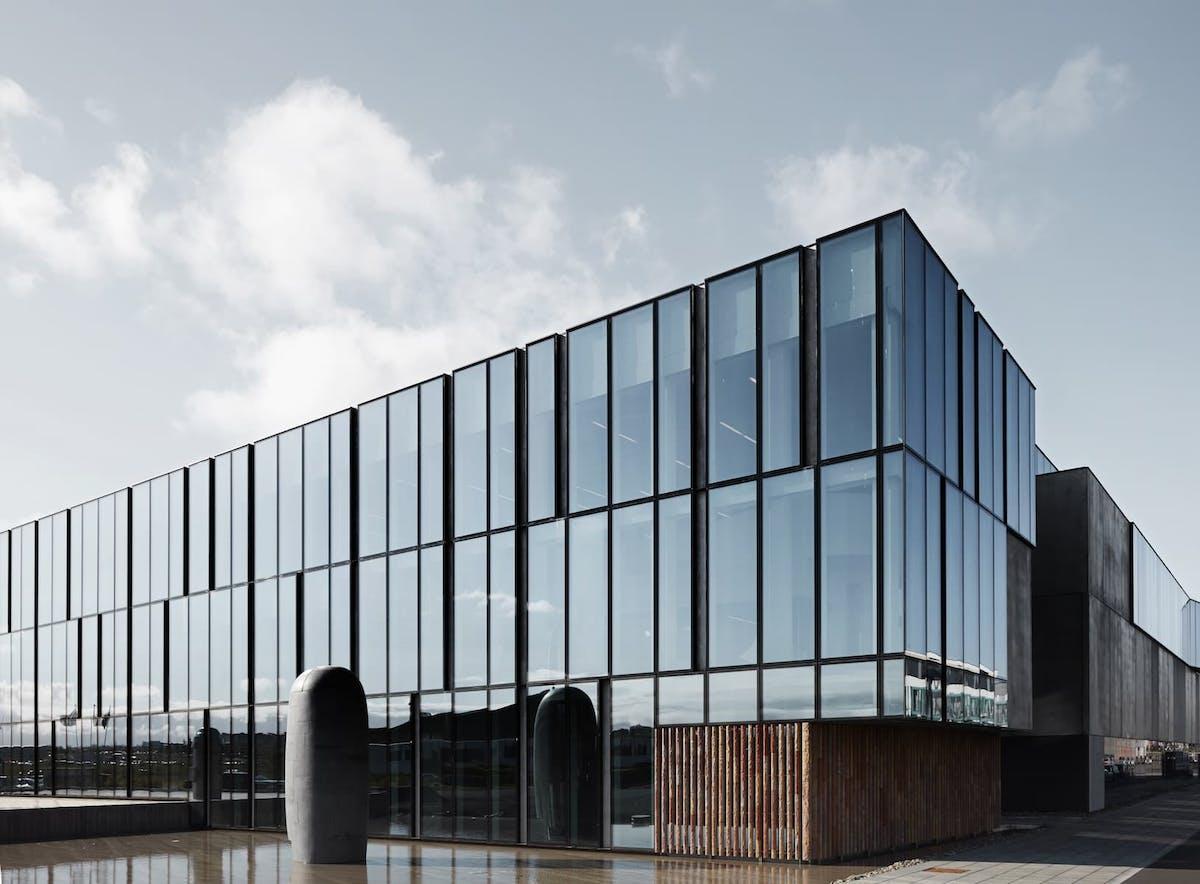 Alvotech building