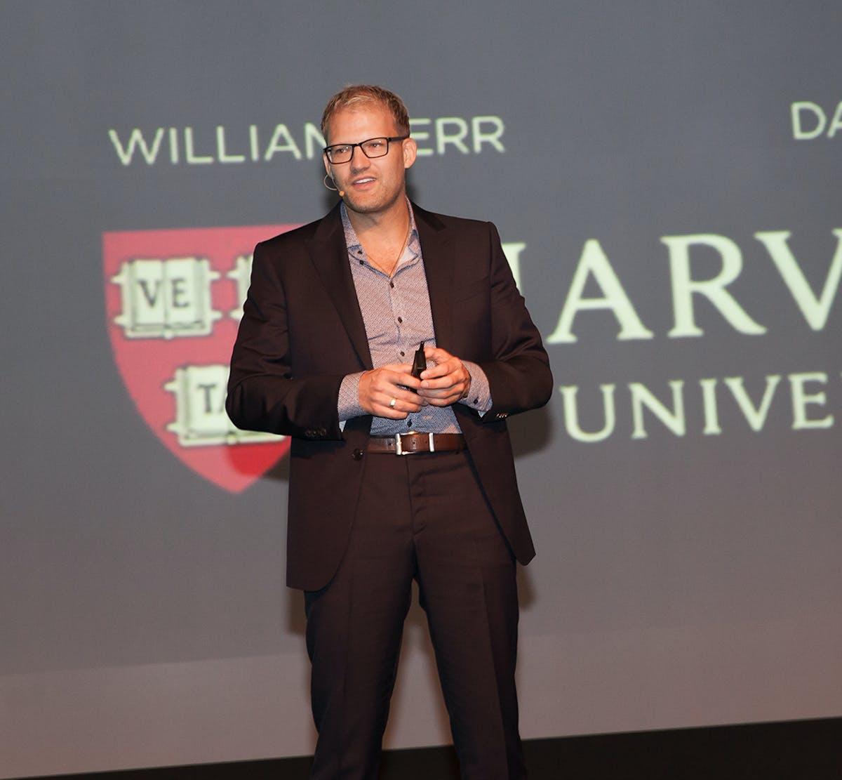 Robert Wessman Harvard