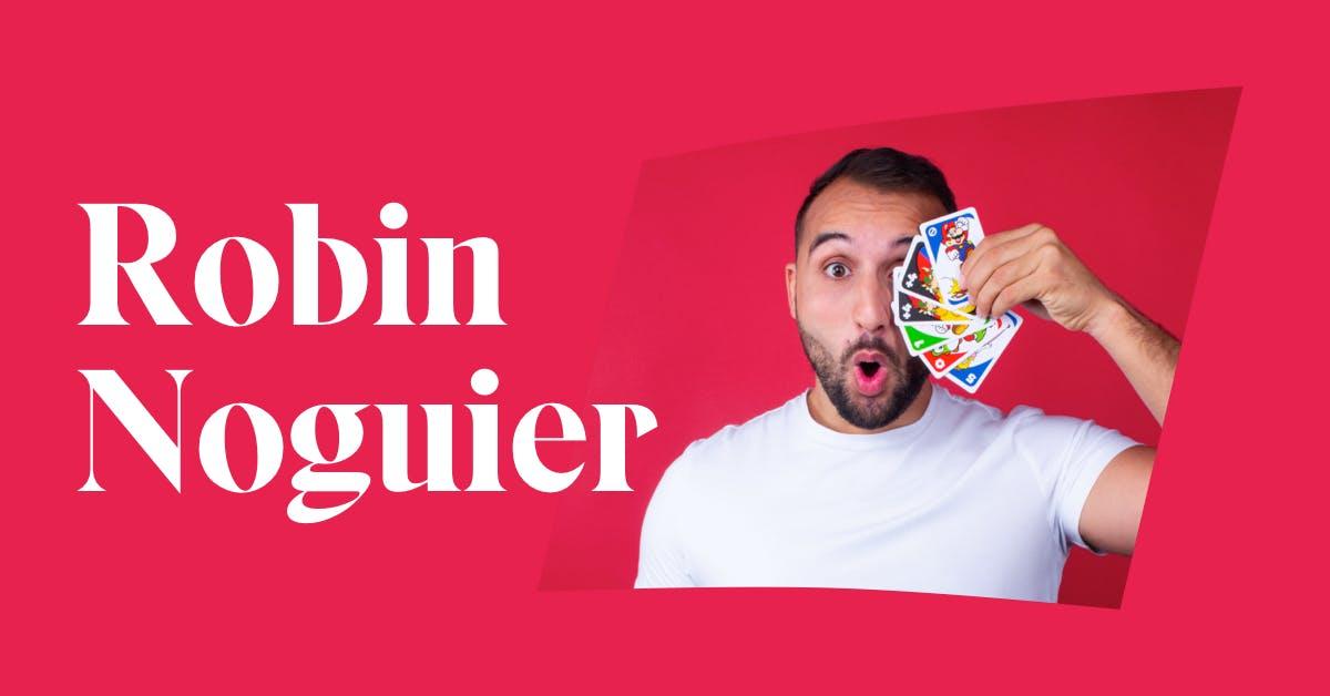 Robin Noguier - Interactive Designer