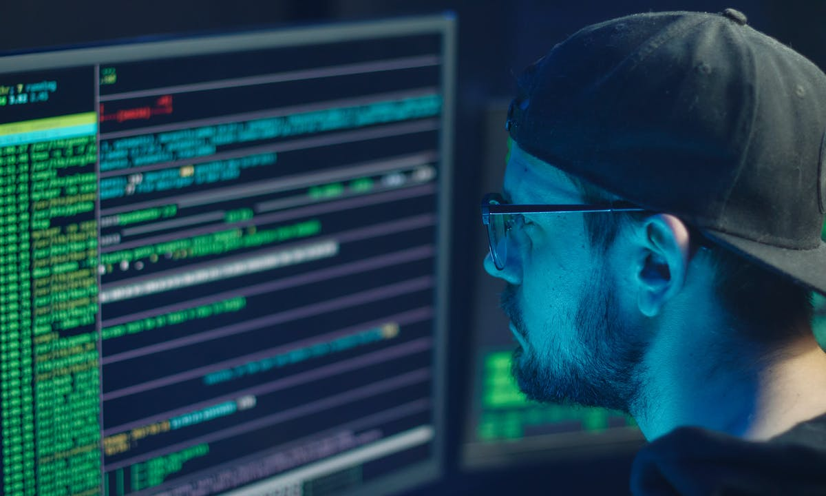 Digital transformation developer with code