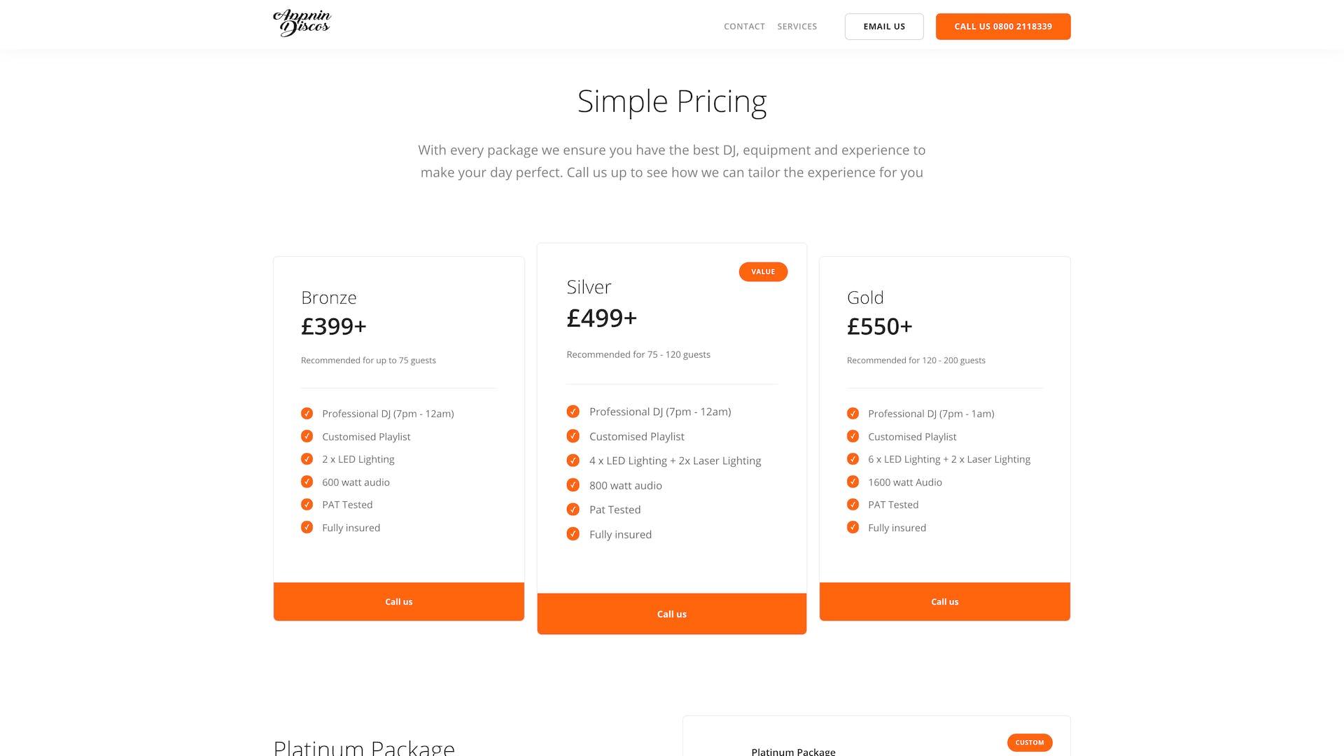 Appnin Co Prices for DJ