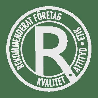 Rekommenderat företag logo