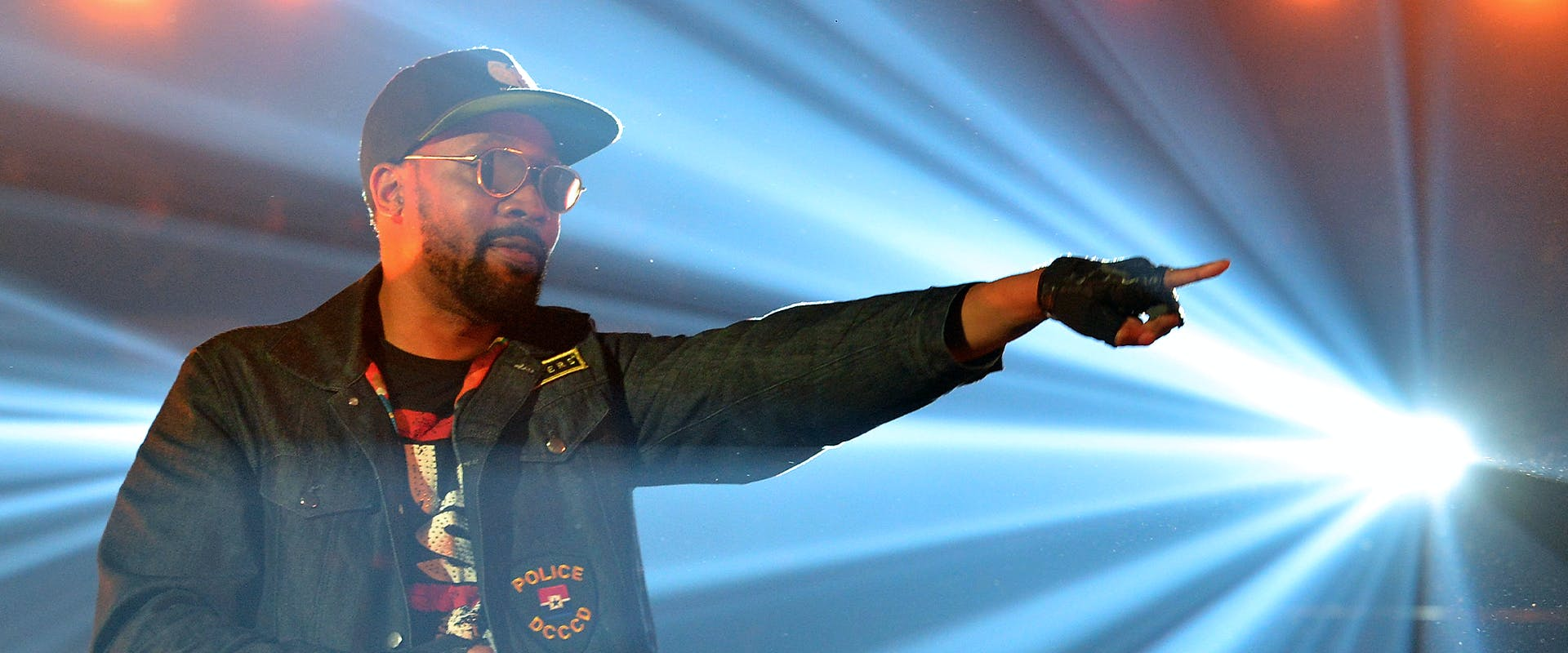 RZA onstage 2017