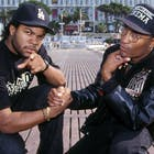 John Singleton and Ice Cube