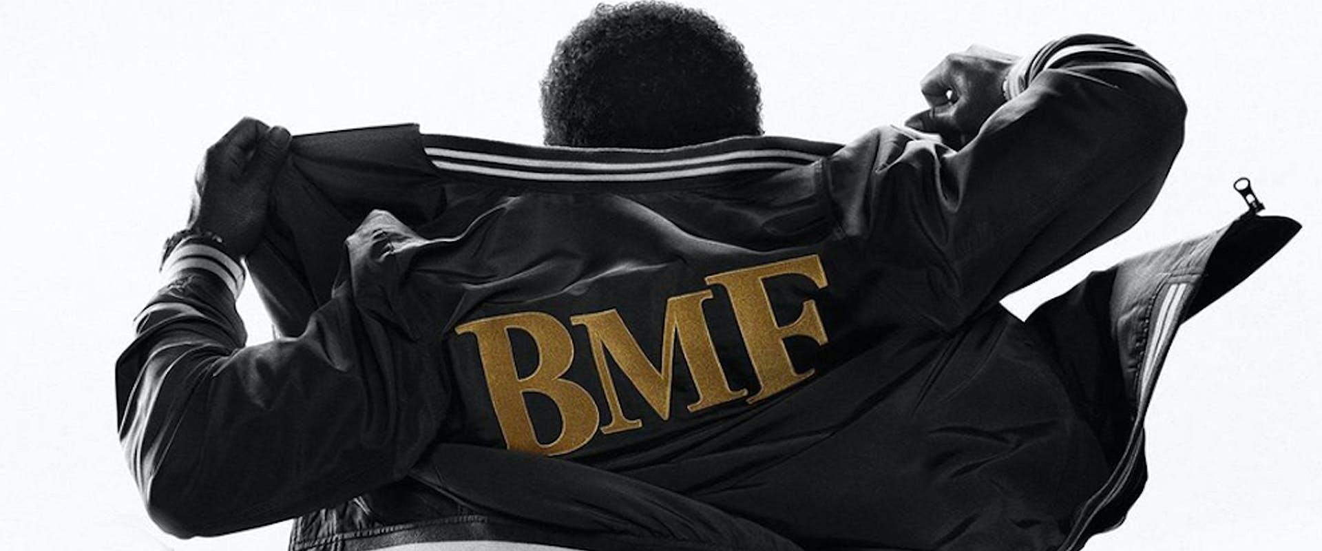 50 Cent's Black Mafia Family Key Art
