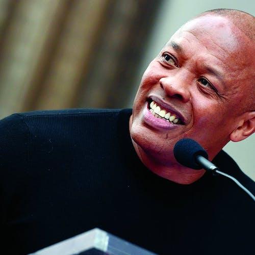 Dr.Dre Speaking