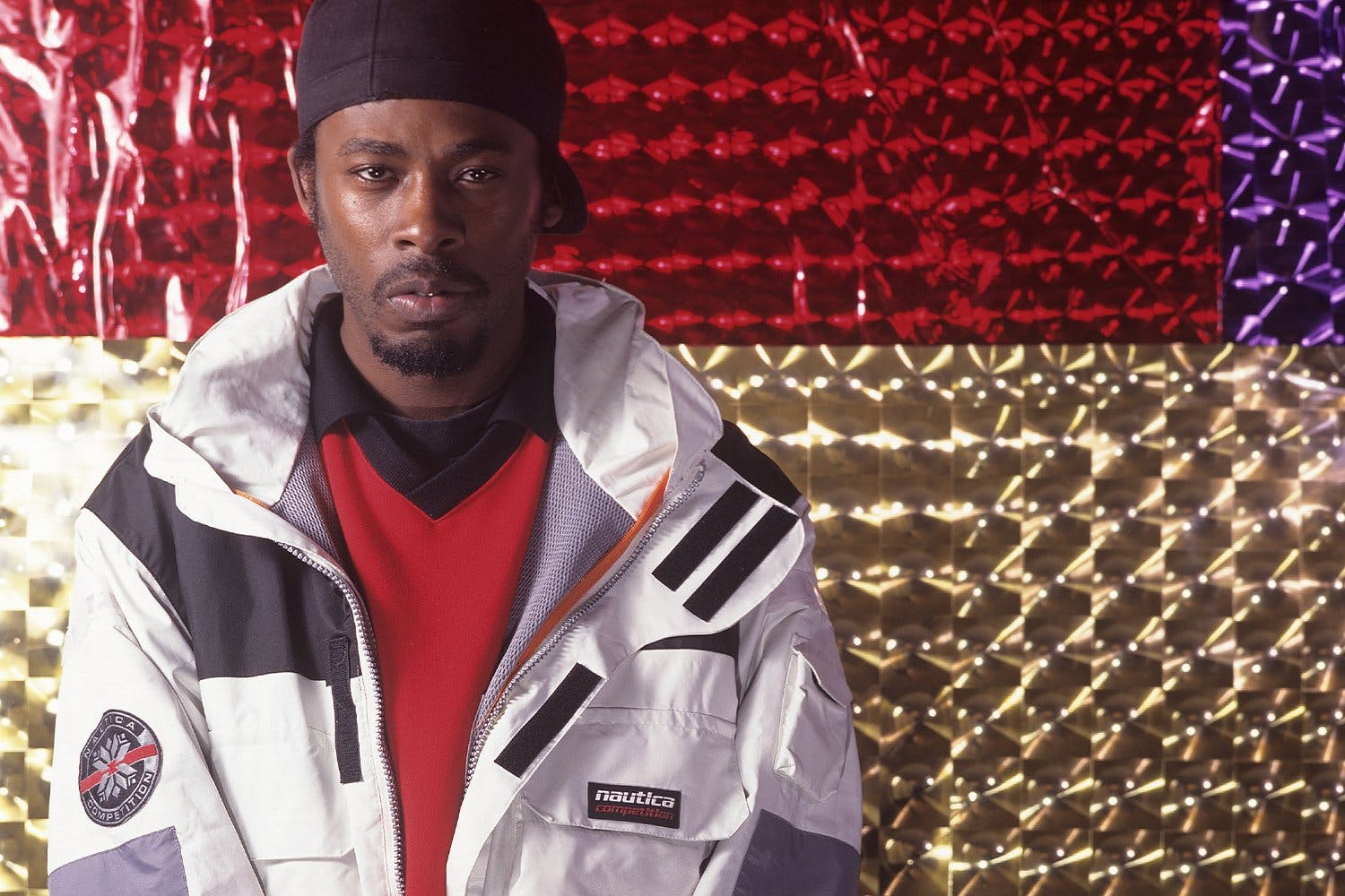 American rap artist GZA of the rap group Wu-Tang Clan poses for a April 1997 portrait in New York City, New York. (Photo by Bob Berg/Getty Images)