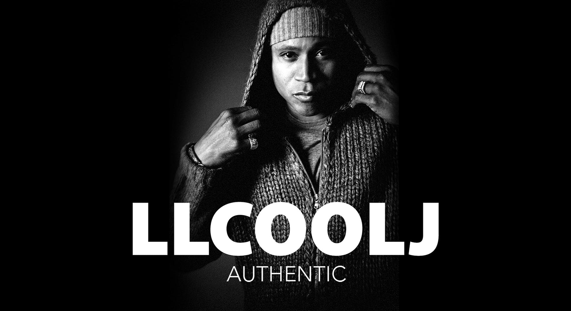 LL COOL J Cover- Authentic
