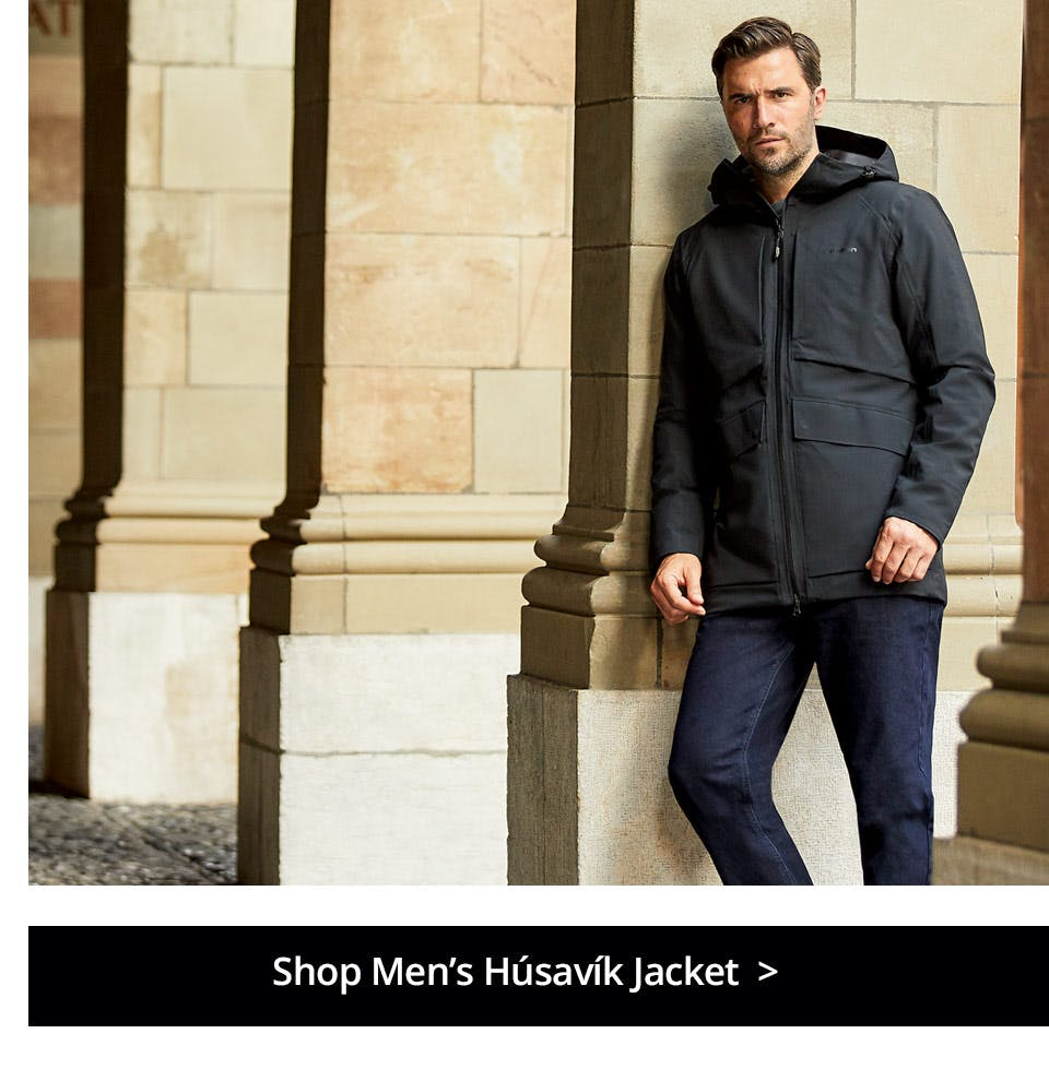 Shop Men's Husavik Jacket