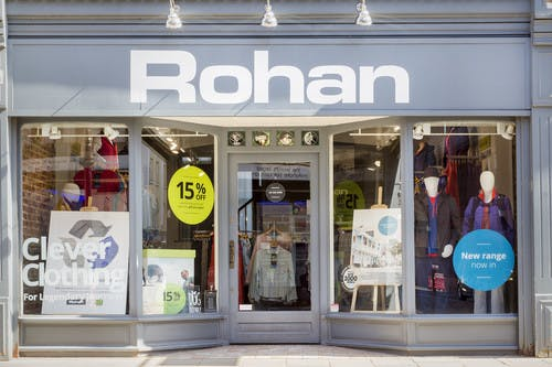Clothes Shops In Kingston