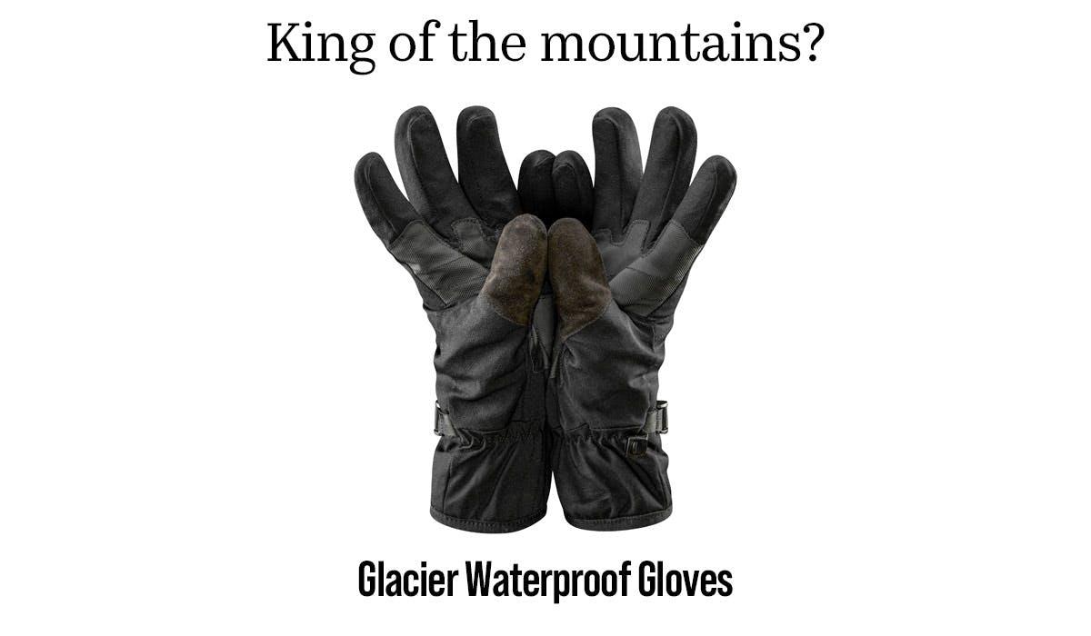 Glacier Waterproof Gloves