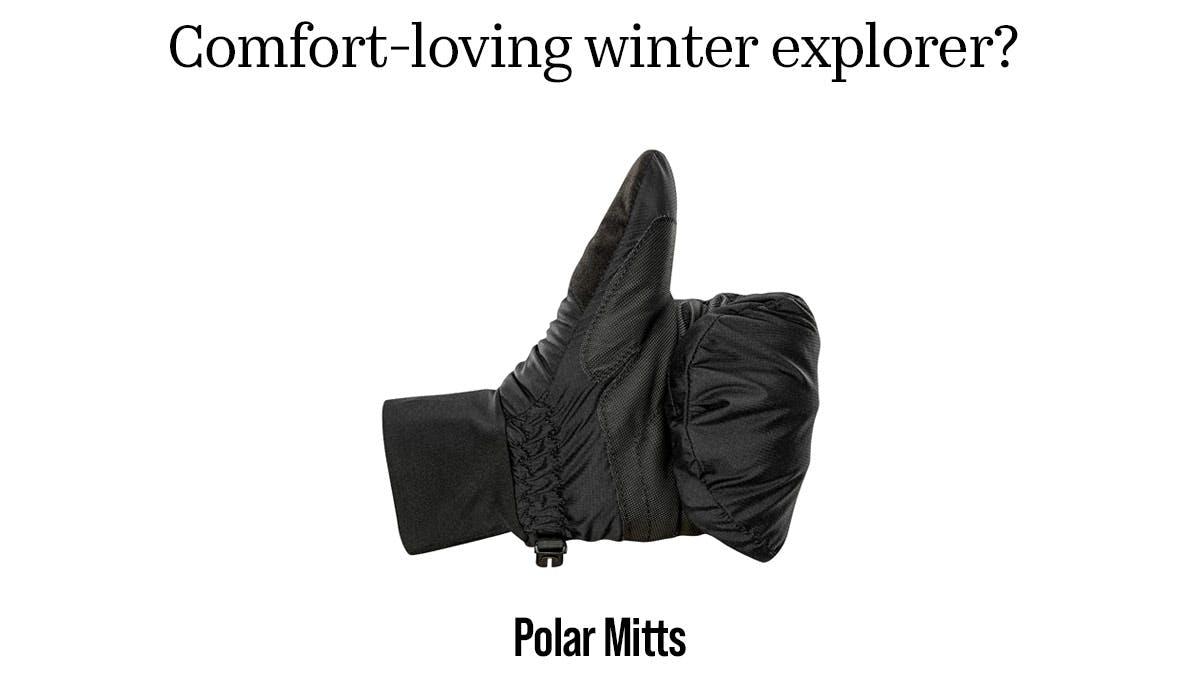 Polar Mitts
