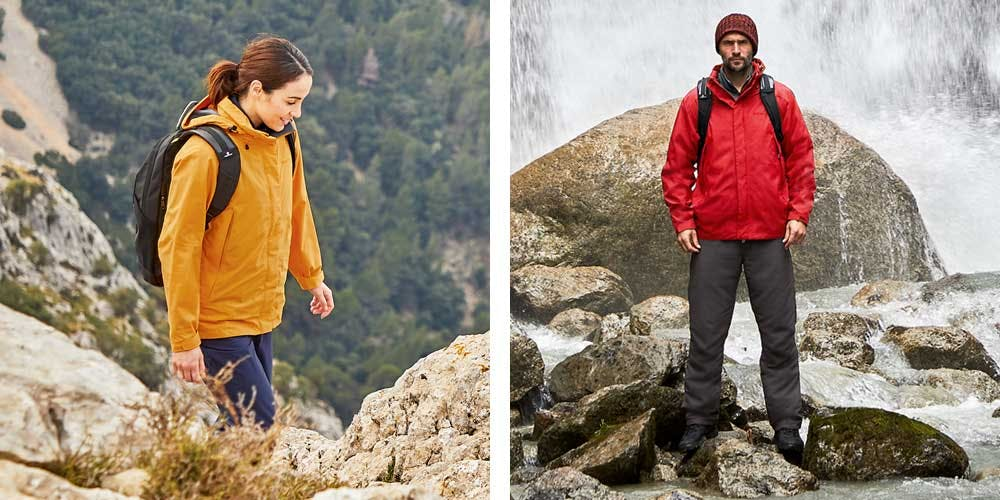 Men's & Women's Ascent Jackets
