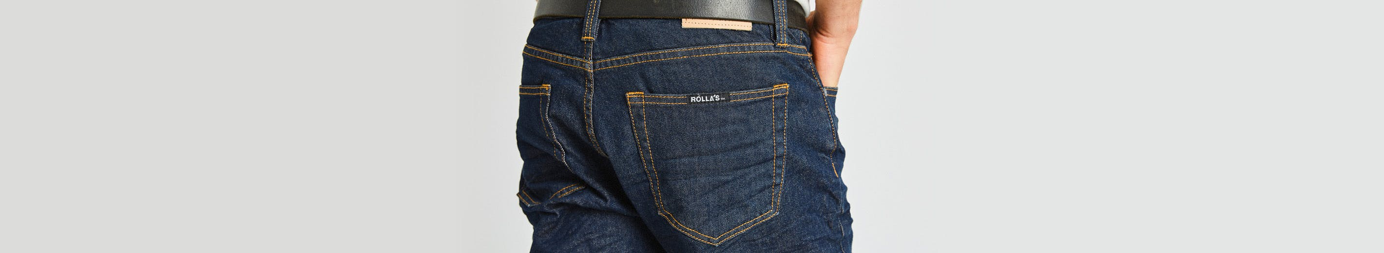 Rolla's Mens Denim Fits