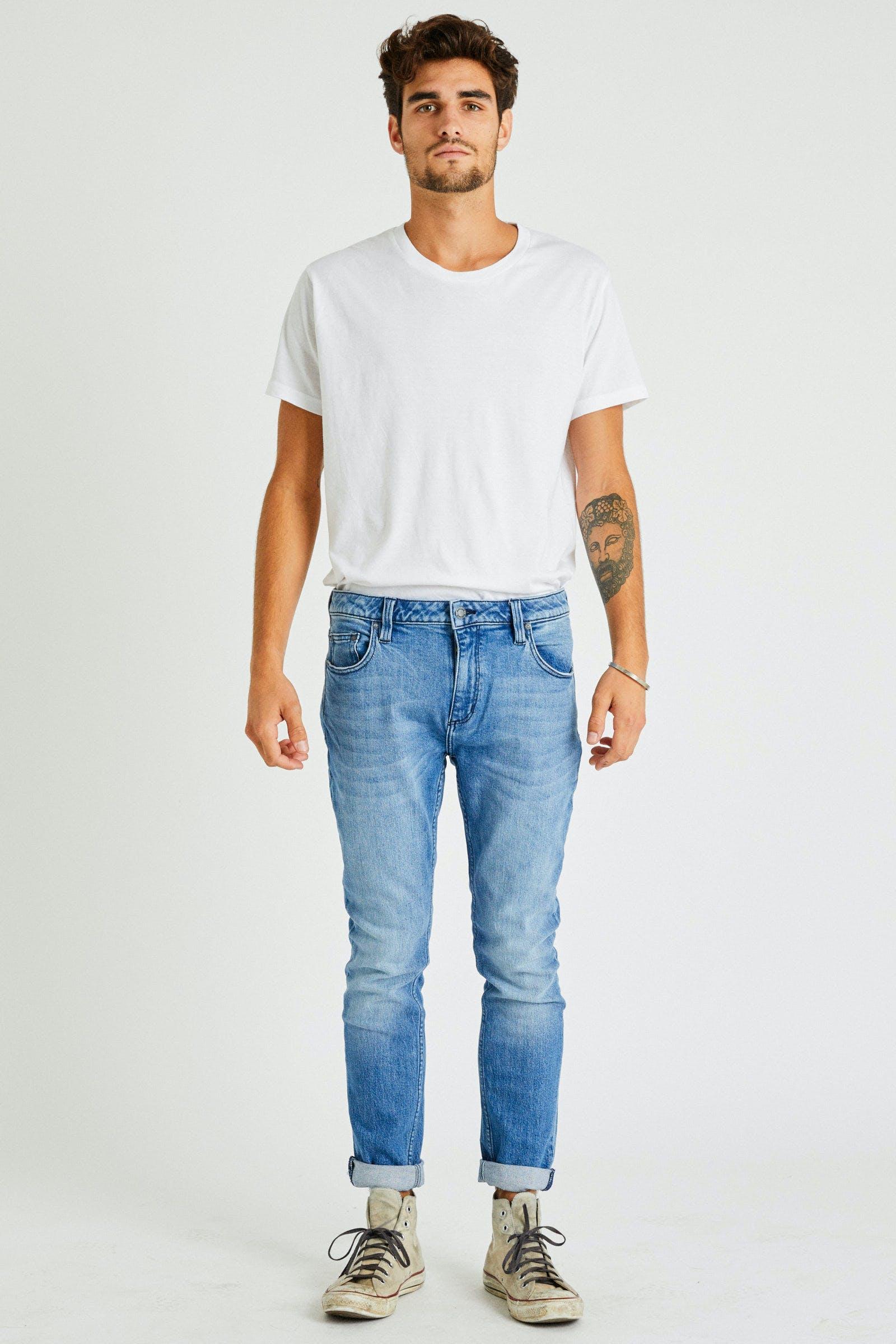 Rolla's Men's Rollies Skinny Jean