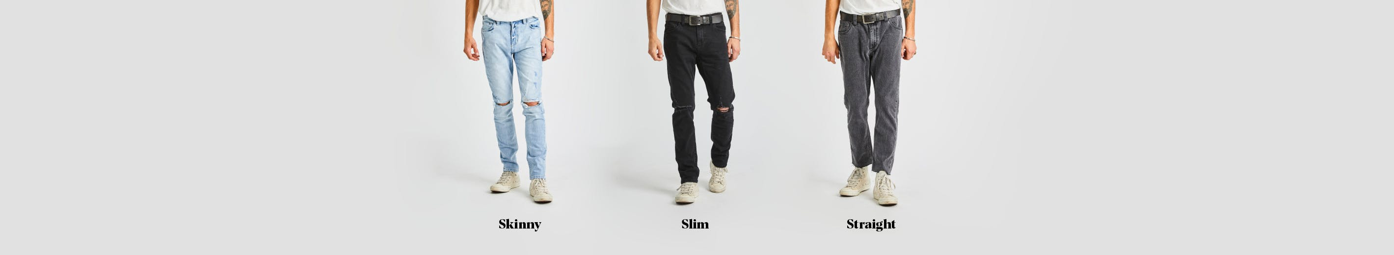 Rolla's Mens Denim Fit Indicator