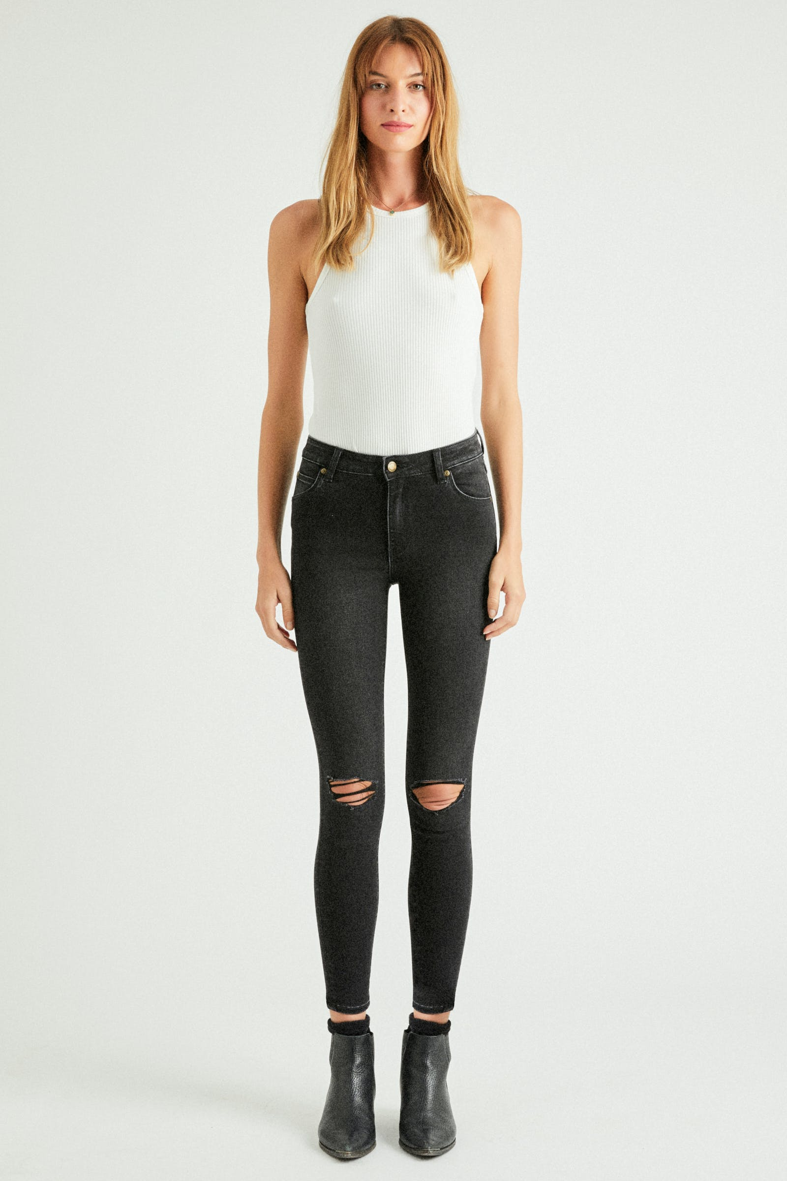 Rolla's Westcoast Skinny Jean