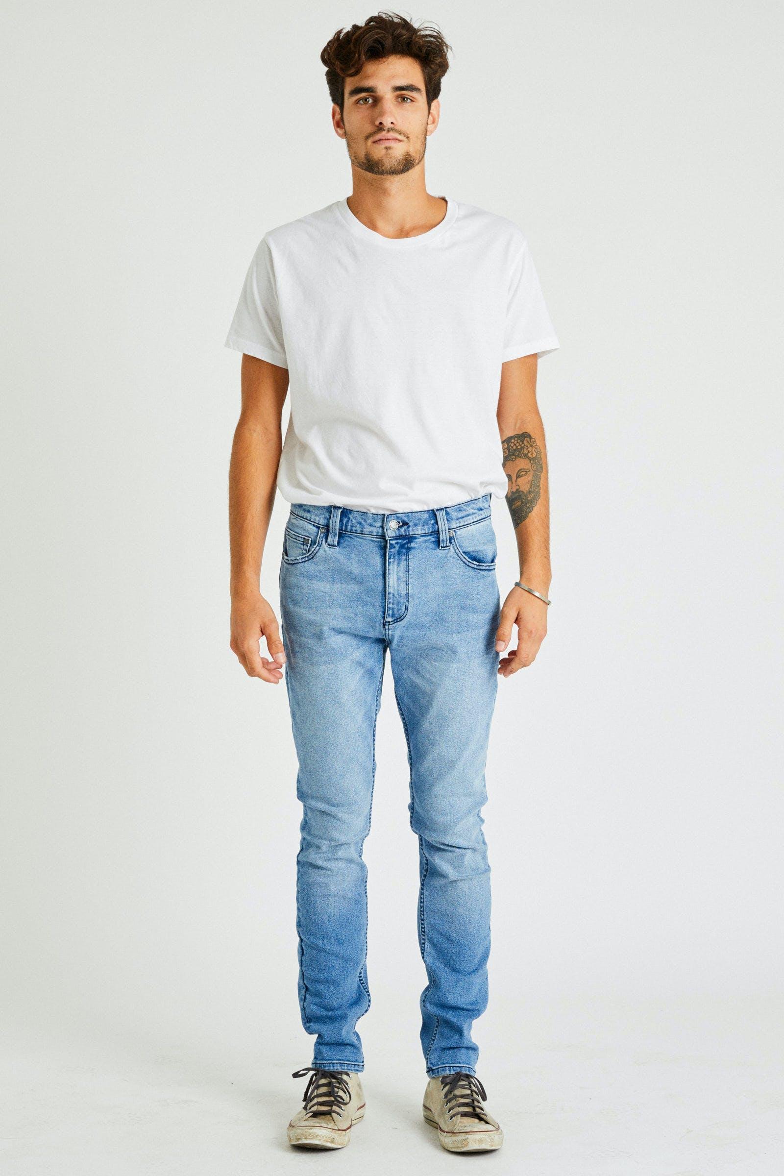 Rolla's Men's Stinger Skinny Jean