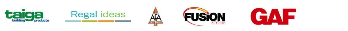 building supply logos